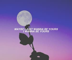 arctic monkeys, mine, and song lyrics image