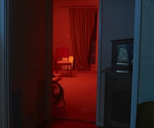 blood, Psycho, and red image
