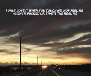 feel, song, and Lyrics image