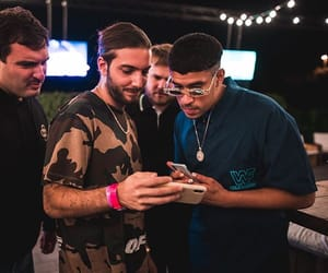 bad bunny and alesso image
