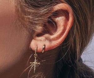 jewellery, lobe, and upper lobe image