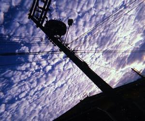 sky, amanhecer, and céu image