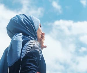 blue, بُنَاتّ, and photography image