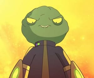 netflix, final space, and lord commander image