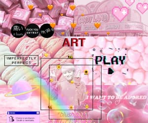 aesthetic, Seventeen, and edit image