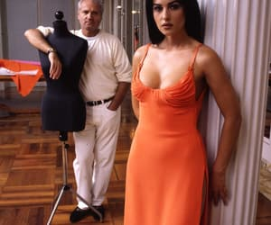 1990s, gianni versace, and monica bellucci image