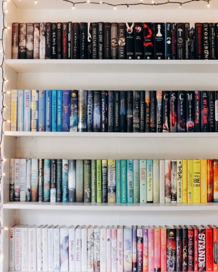 Popular Ya Books That I Hate On We Heart It