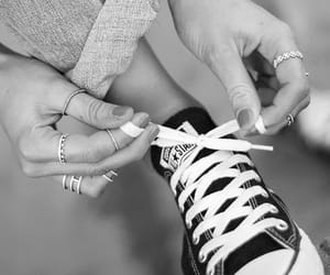 all stars, chuck taylor, and converse image
