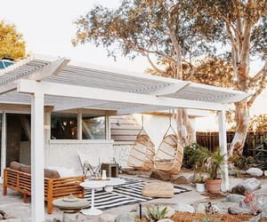 backyard and outdoor image