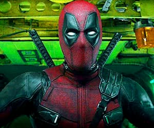 deadpool, gif, and Marvel image