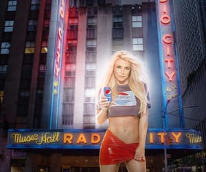 britney, britney spears, and drink image
