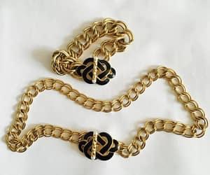bracelet, vintage jewelry, and celtic knot image