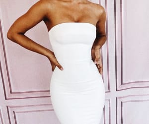 dress, style, and vestido image