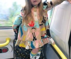 beautiful girl, child, and fashion image