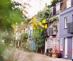 Great Britain, london, and Notting Hill image