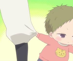 anime, funny, and gif image