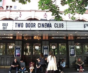 two door cinema club, grunge, and indie image