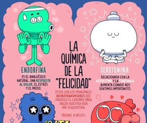 felicidad, quimica, and frases español image