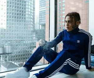 adidas, rapper, and lil skies image