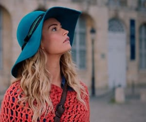 mamma mia and lily james image
