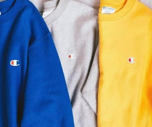 brand, champion, and clothes image