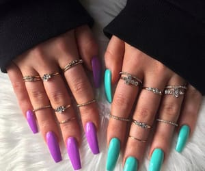 tumblr inspo, nails goals, and stylé image