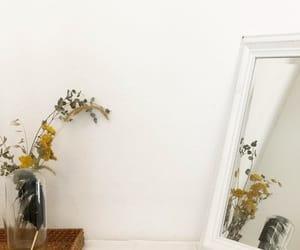 floral, flores, and flower vase image