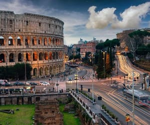colosseum, italy, and photo image