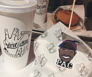 25, 2pac, and burgers image