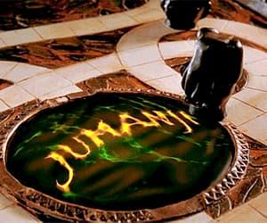gif, iconic, and jumanji image
