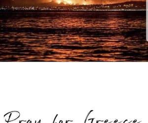 Greece, fire, and disasters image