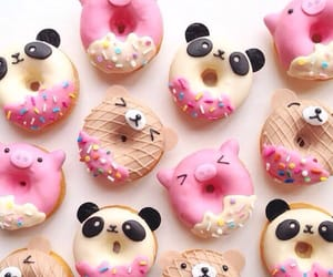 delicioso, donuts, and kawaii image