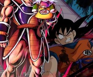 anime, goku, and dragon ball image