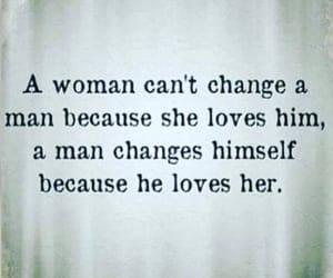 love, woman, and change image
