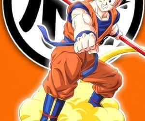 anime, dragon ball, and goku image