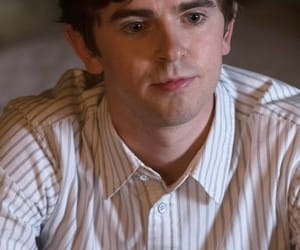 tv series, freddie highmore, and the good doctor image