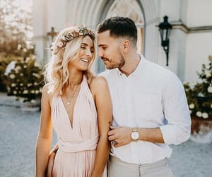 couple, inspiration, and married image