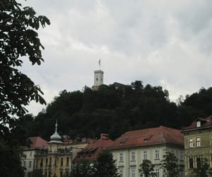 aesthetic, building, and slovenia image