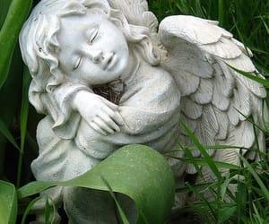 escultura, ángel, and inspiracion image