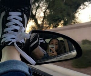 iphone, shoes, and selfie image