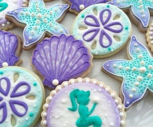 blue, candy bar, and Cookies image