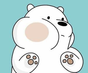 wallpaper, ice bear, and we bare bears image