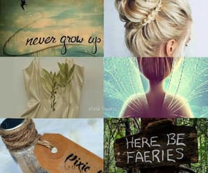aesthetic, disney, and fairy image