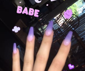 babe, inspiration, and nails image