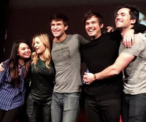 france, pretty little liars, and janel parrish image