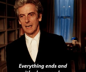 doctor, end, and everything image
