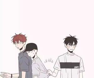anime, shoujo, and webtoon image