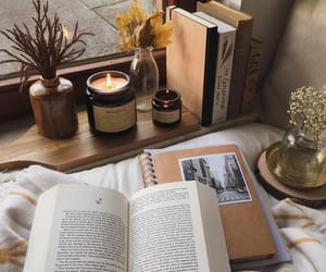 aesthetic, books, and journal image