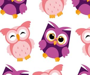 background, owl, and owls image