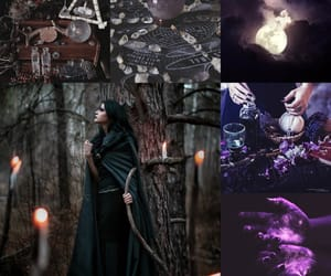 goddess, hecate, and magic image